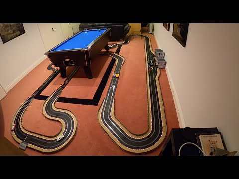 Making the Greatest Scalextric Track Ever!