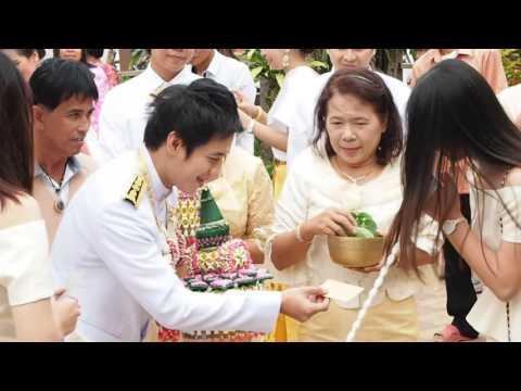 Aom❤Ake Wedding Ceremony