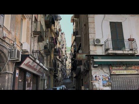 A Sleepy Morning Stroll in Naples
