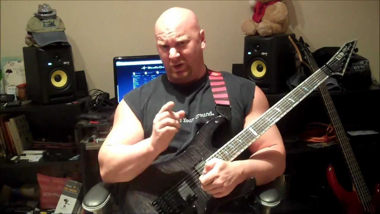 Powerful Power Chords For Metal Guitar 7 String Tones With A 6