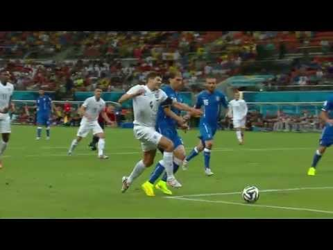 BBC FIFA World Cup 2014 England vs Italy montage