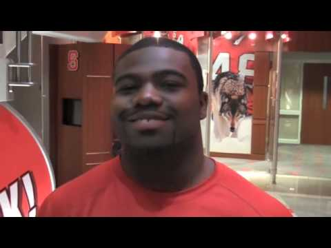 Leroy Burgess - Postgame Interview - Murray State