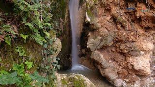 Οι Καταρράκτες του Δήμου Πάργας απο ψηλά - Waterfalls of Parga municipality flight