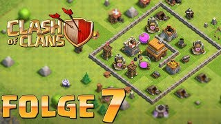 Let's Play CLASH OF CLANS ☆ Folge 7