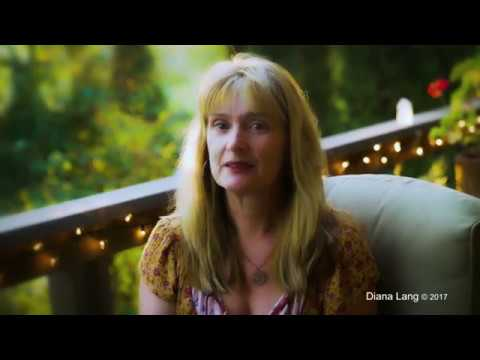 Diana Lang a minute on compassion with diana lang