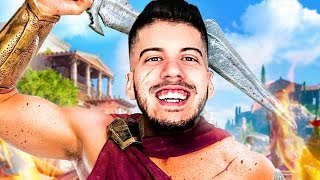 THIS IS SPARTA!! (Assassin's Creed Odyssey, Part 3)