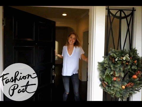 Garderobe-snageren: På besøg hos Anine Bing