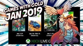 Xbox Games With Gold January 2019 Review