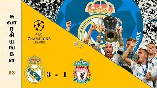 Real Madrid vs Liverpool (3-1) | Goals & Match Summary | Real Madrid hat-trick