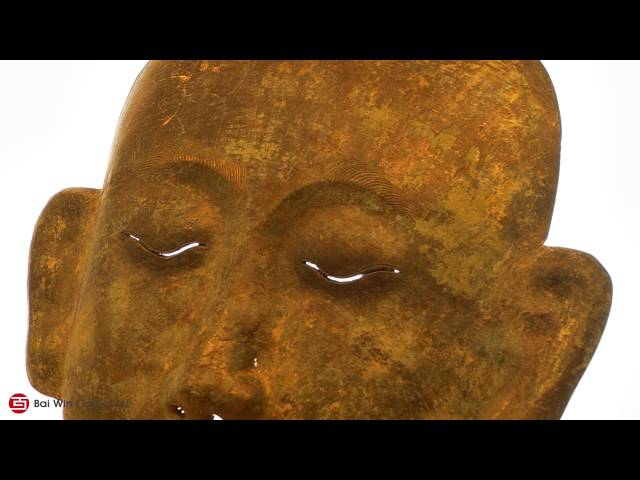 Liao Dynasty death mask 960-1125 AD (Khitan )
