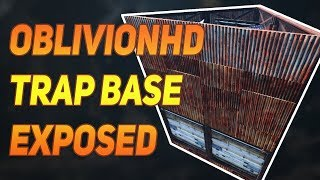 Rust OblivionHD Trap Base Tutorial | How to Build