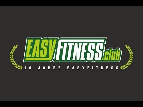 10 Jahre Easyfitness - Jubiläum