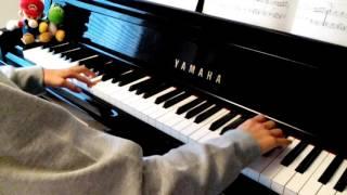 フルではないですが、前より長いバージョンです。 使用楽譜:月刊ピアノ...