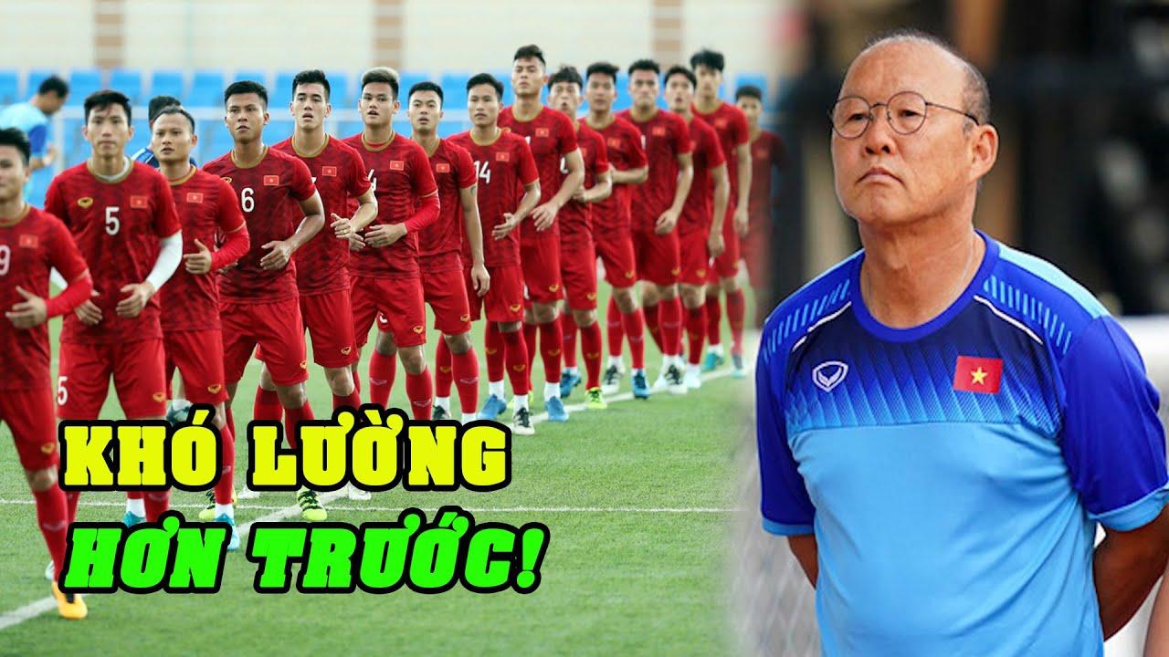 Tin bóng đá VN 20/12: U23 Việt Nam 2020 KHÓ LƯỜNG hơn năm 2018 dưới tay 'phù thủy' Park Ha