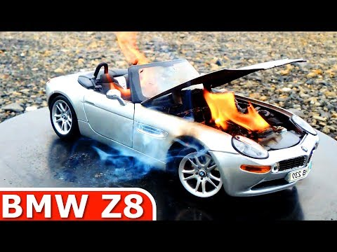 burning-my-bmw-z8---the-car-is-on-fire---why???---just-a-model-toy-car