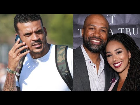 Matt Barnes GETS CUST0DY Of Kids & Now Wants Support Reduced