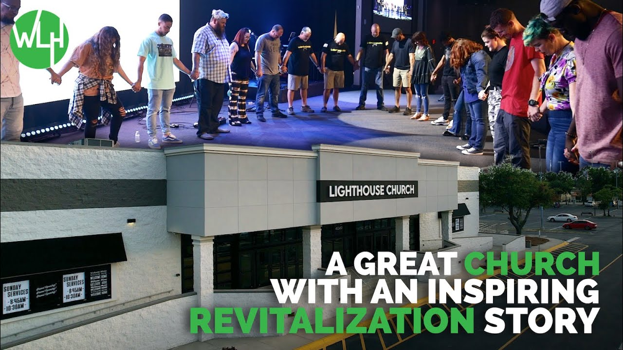 Behind the Scenes Lighthouse Church   Stage & Production Tour 2021