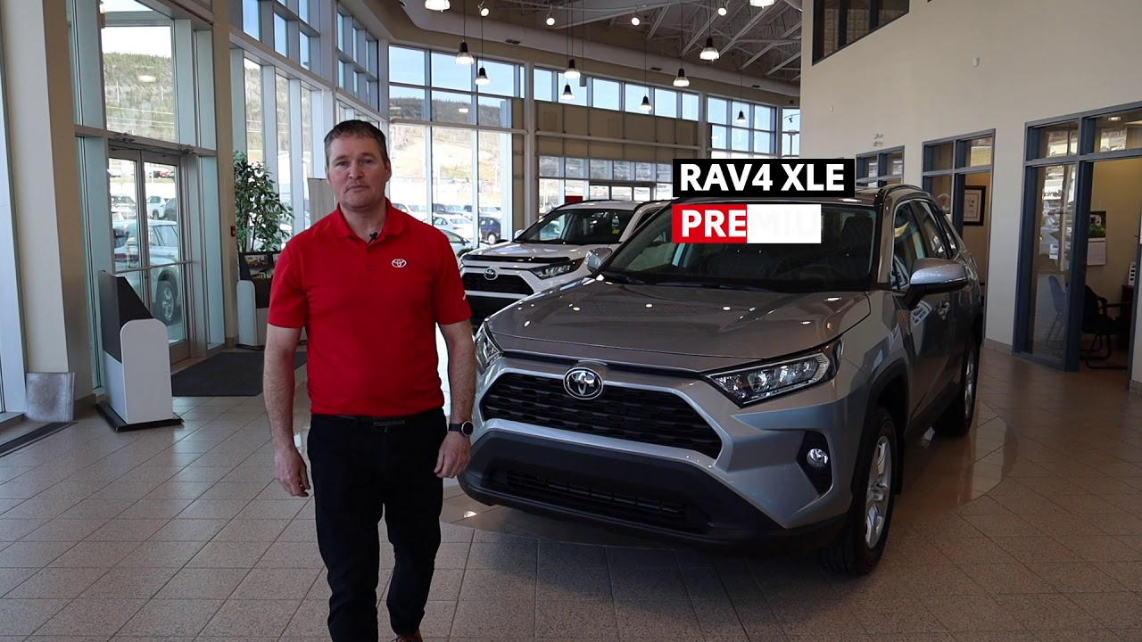 Difference Between Rav4 Le And Xle >> What's the Difference Between the RAV4 Trim Levels? - YouTube