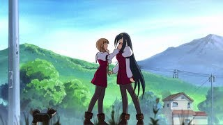 Music : iw ix - 夏(Summer) Gif from 神無月の巫女EP 06 ( Kannazuki no Miko ) ( 神無月巫女) I do not own the copyright of the music...