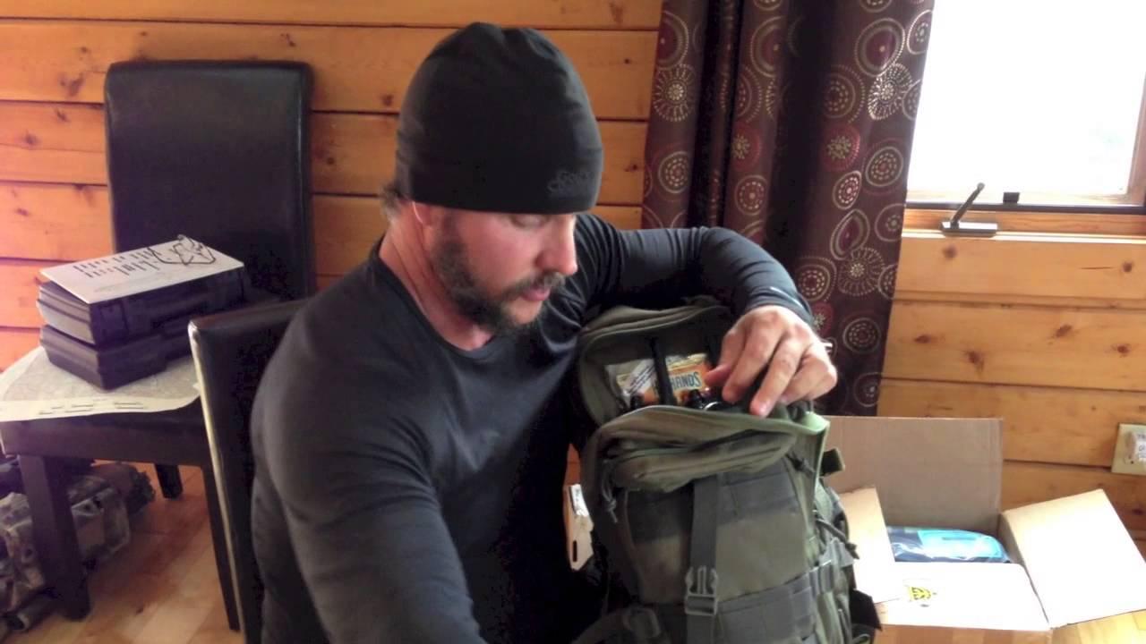 Joe Teti's Bug Out Bag