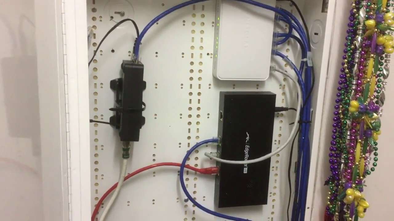 To Bridge Or Not Moca Your Verizon Fios Router Youtube Phone Box Wiring