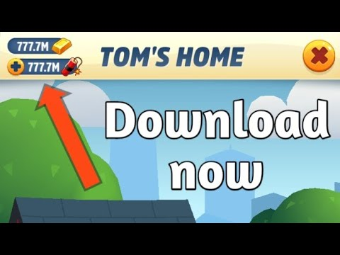 ( Hack) Talking Tom Gold Run Mod Apk|download Now|100%real|Bindass Gaming|