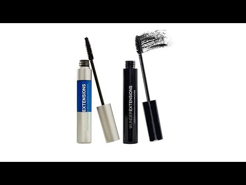 Wunderextensions Duo Mascara Youtube Stain Volumizing SUqMpjLzVG