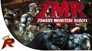 Zombies Monsters Robots - What is This Game?