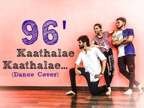 96 | Kaathalae Kaathalae | Dance Cover | Vijay Sethupathi | DSA Dance Company