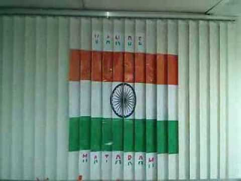 Craft Ideas For Making Indian Flag