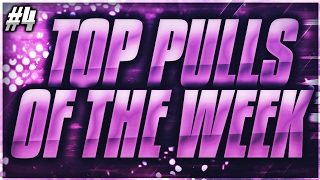 TOP 5 PULLS OF THE WEEK #4 | ONE MONTH OF GREATNESS | NBA LIVE MOBILE!