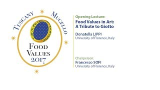 Food Values in Art: a Tribute to Giotto