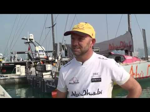 Ian Walker on high hopes for VOR success