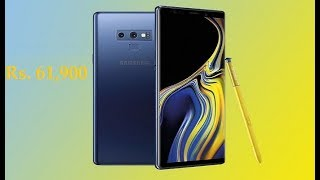 Samsung Galaxy Note 9 - Review : The Total Package!  Impressions : Underrated!  TOP FEATURES
