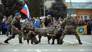 За ВДВ / Никто, кроме нас / Армия России / Ставрополь