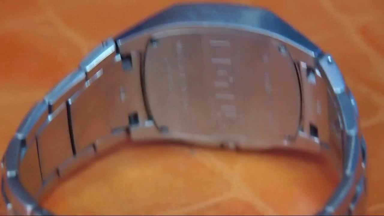 7b0f9dc42383 Reloj de pulsera caballero Lotus modelo 15314 3 - YouTube