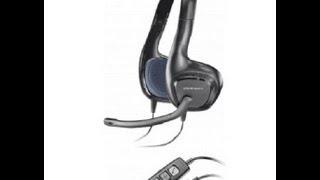 полный обзор наушников Plantronics Audio 628