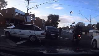 Dash Cam Australia PT 2 Compilation - Crashes Near Misses bad driving all caught on tape
