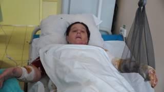 Рассказ потерпевшей от реаниматолога-анестезиолога в Подольске видео podolskriamo.ru