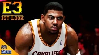 E3 1st Look at NBA LIVE 14 on Xbox One | E3M13