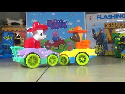 Amazing Paw Patrol Marshall Chase Zuma Toy Cars những chiếc xe đồ chơi