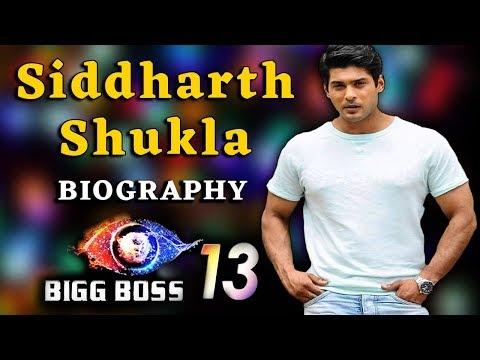 जानिए कौन है Siddharth Shukla | Biography & Life Story | BIGG BOSS Updates