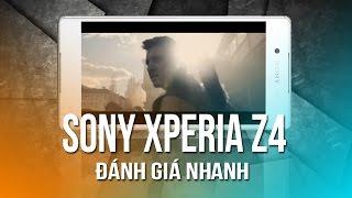 Sony Xperia Z4: Đánh giá nhanh siêu phẩm vừa ra mắt!