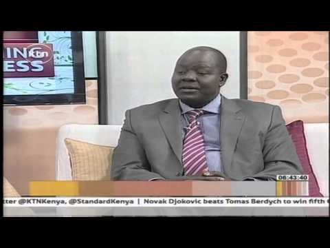 Morning Express: The Business chat with Mr. Sylvester Kasuku