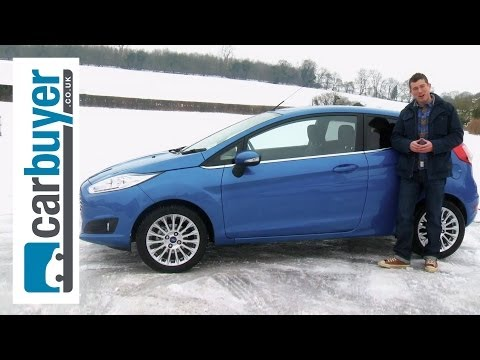 Ford Fiesta 2013 review - Carbuyer