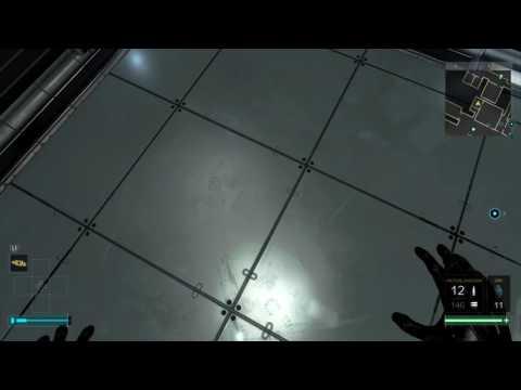 Deus Ex: Mankind Divided: TF29 Infirmary Safe Keypad
