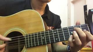 Ngủ - Hải sâm - Guitar cover