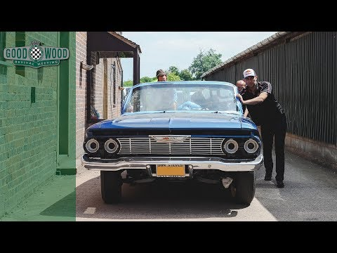 Dan Gurney's Chevrolet Impala: The Restoration (2/4)