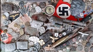 Top 10 Best findings WW1. and WW2. From Czech Diggers.