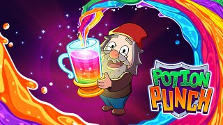 Potion Punch Official Release Trailer - Free Color Mixing Game for iPhone, iPad and Android